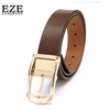 hot sale and high quality genuine cowhide leather belt men