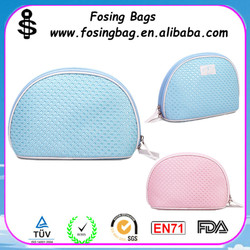 Popular net cloth lovely mini cosmetic bag wholesale for girls