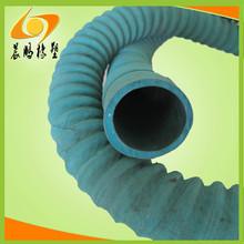 Flexible del compresor de aire de la manguera de tela | reforzado paño de la superficie de goma de la manguera de aire