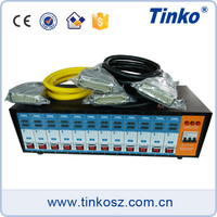 Wholesale price rocker switch jiangsu temperature controller k type for gunther hot runner systems 12 zone