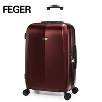 New Arrival PC ABS Material Travel Luggage Trolley Bags For Men Women