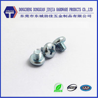 China factory Carbon Steel Blue Zinc Plated Phillips head Counter Sunk Screw