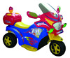 Ride on plastic motorcycle for kids YH-99063 Blue