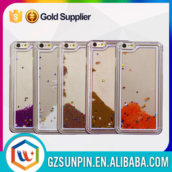 Fancy decorative hard pc material cell phone cover