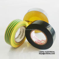 Black Electric Insulating Tape for Transformer Coil Motor