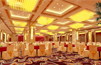 Luxury hotel lobby carpet banquet hall flooring cartpet nylon printed carpet hot selling in the Asia