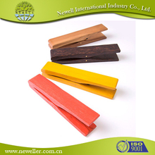 High quality top grade christmas wooden peg with factory price