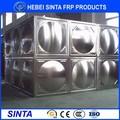 fábrica de venta directa de diseño de moda grp tanque de agua