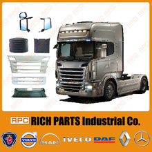 Truck body parts made in Taiwan for Iveco, Daf, Mercedes, Man, Renault, Scania, Volvo Trucks
