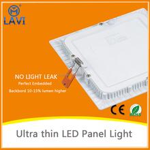 taiwan online shopping 9W frameless led panel light smd2835 livarno lux led
