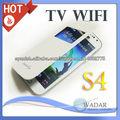 venta al por mayor de China Galaxy S4 i9500 teléfono móvil TV Wifi