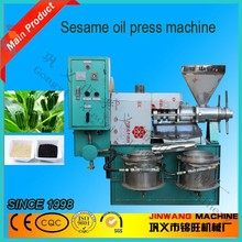 12 meses de garantia Sesame Oil Press Machine / Maquina de la prensa de tornillo frío aceite de sesamo