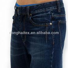 suave supersoftel pantalones vaqueros de mezclilla tela textil