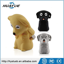 2015 / 2016 Top Selling The Cute Dog Shape USB Flash Drive For Girls