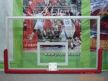 "all aluminium tempered glass basketball backboards (72""*42"",FIBA approved)"