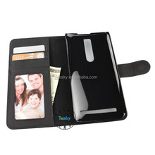 Leather case for Asus Zenfone 2 ZE551ML,for Asus Zenfone 2 wallet leather case,could customized