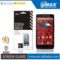 Professional manufacturer 9h hardness tempered glass screen protector for motorola droid razr m xt907