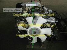 motor diesel Nissan QD32T 80.9kw/3600rpm para 4x4 el vehículo, camioneta, etc
