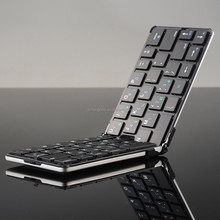 New Portable bluetooth Mini foldable Keyboard wireless foldable keyboard for Laptop Notebook and mobile phone
