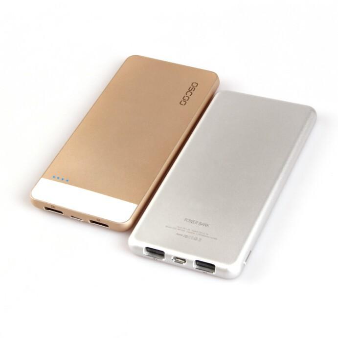 Mobile phone power bank, powerbank 5000mah, portable power