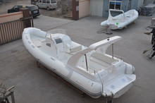 Liya 27ft luxury sport yacht rib boat cheap yacht china boat builder