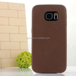 2015 New promotional in stock perfect fit your mobile good price protective case for samsung galaxy s6 edge