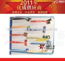 Competitive Price &High Quality Soft PVC Ballpoint Pen With Magnet