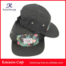Customized Material and Baseball Cap Sports Cap Type design your own 5 panel hat cap