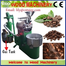 Hot Air 3kg/time Gas Heating Coffee Roaster