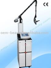 Portable space formula fractional CO2 laser for wrinkle spot scar pigment removal equipment