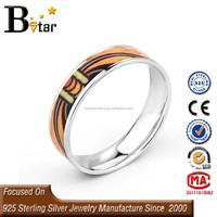 enamel fine jewelry wholesale enamel sterling silver jewelry rings