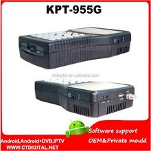 digital sat finder KPT-955G 4.3Inch TFT LED Handheld Multifunctional HD Satellite Finder&Monitor KPT-955H KPT-968G