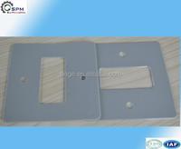 custom made plastic rubber mold maker