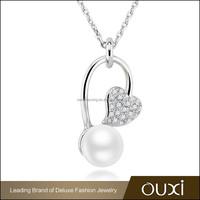 Hot sale in Dubai Couple gold plated jewelry pendant
