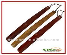 High-grade long wooden shoe horn