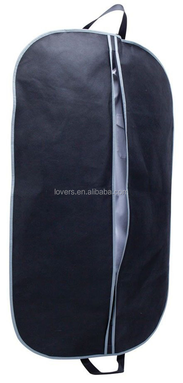 Foldable non woven garment bags/garment packaging bag