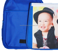Baiyin sublimation Personalized Kid School Bag
