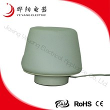 Wholesale Metal Base Glass Lampshade Simple Table Lamp