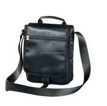 2015 Hot selling easy to carry men leather shoulder bag