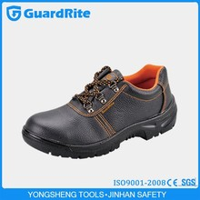 GuardRite genuine leather and steel toe safety shoes