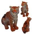 China fabricante tamanho personalizado mundo animal brinquedo de plástico animais do jardim zoológico brinquedo de plástico