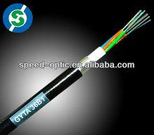 Speed Optic GYTA outdoor aerial communication fiber optic cable meter price