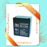Sealed lead-acid battery 12v 4ah (SR4-12)