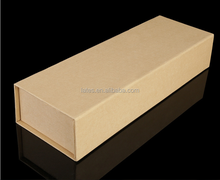 Eco friendly kraft paper cardboard kraft paper box with compartments