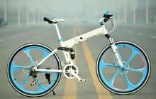 nice and fashionable bike magnesium wheel mountain bike disc brake mountain bike