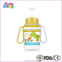 america popular BPA free musical baby bottles