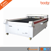 bodor hotsale CO2 laser cutting industrial machine price low cost china 2 years warranty