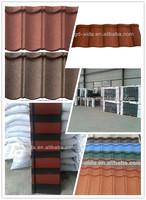 colourful asphalt roof tiles for house shingles for roofing