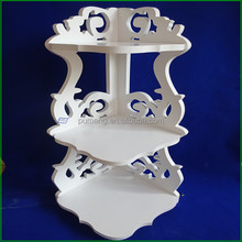 Laser Cutting Wooden Craft Wood Display For Home Decoration