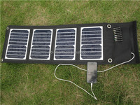 18W Power Bank portable solar charger for Phone , Laptop, Digital Devices Charging